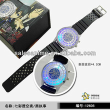 Wholesale Anime Cross Fire Flash Wrist Watch