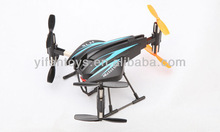 Newest arrvial rc insert 4ch 2.4Ghz rc quadcopter UFO(New Arriving)