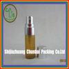 fancy glass perfume bottles 3ml