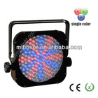 led par 64 led battery powered dmx light