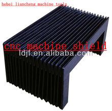 Flexible accordion type guide shield by liancheng company
