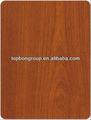 caliente la venta de madera de caoba melamina tableros mdf para uso de cocina