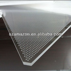 top quality LED light guide panel plate