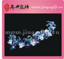 Wholesale Elegant Bling Crystal Zircon Flower Top Brands Bracelet
