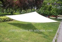 Triangle outdoor sun shade sail