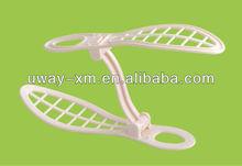 2013 hot sale multi foldable plastic shoe rack for adult