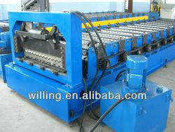 used steel profile roll forming line