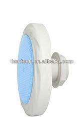High power PAR56 IP68 33W100% waterproof resin PC flat swimming pool light underwater light