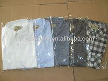 Hommes chemise en coton