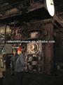 Placas de aço da máquina de fundição, laje máquina de corte, máquina de laje pré-fabricada