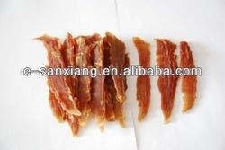 pet food/dog food:dry duck breast