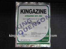 hot sale agrichemical herbicide atrazine 80% wp