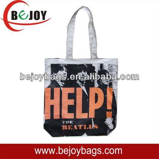 promotion cotton carry bag canvas cloth bag