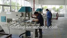 Glass drilling borehole machine