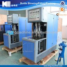 Semi Automatic PET Oil Bottle Making Machine