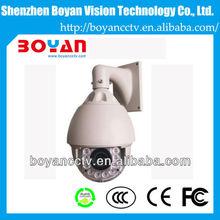 IPSD7 Intelligent CCTV IP Array IR Dome Variable Speed Camera
