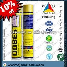 500ml high density multi-use spray gun pu foam