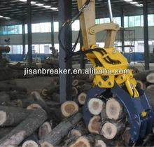 Attachment for Excavator-Hyundai Komatsu Hitachi excavator grapple