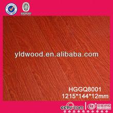 2013 Hot Sale 12mm Sealing Wax HDF Laminate Flooring