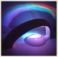New Decorative Romatic Rainbow Projector Night Lamp II