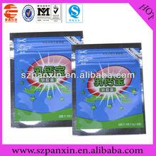 plastic packing zipper bag