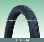 Dunlop pattern motorcycle tire 2.25-16