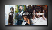 High Quality Music Oil painting