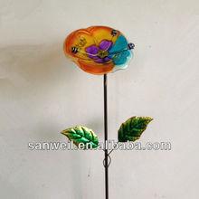 metal decorative garden stakes,garden ornament