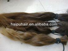 european virgin hair bulk/natural braid/raw bulk hair