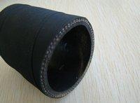 wear-resistant sandblast / suction rubber hose