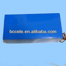 Powerful and protable lifepo4 12v battery for electric moped