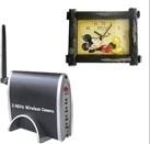 wireless motion sensor hidden camera pen