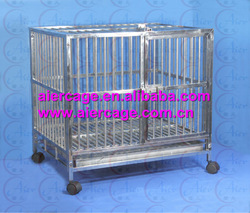 High cost-effective dog kennel crates stainless steel pet cages