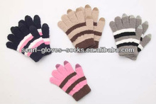 Jacquard Acrylic Touch Screen Gloves for Smart Phone 13G1381