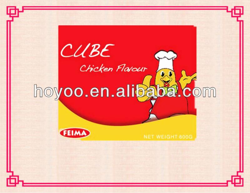 good taste chicken bouillon cube