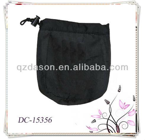 Mini promotional drawstring bracelet bag