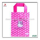 2013 Factory price rabbit printing plastic bag
