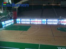 Esdlumen stadium perimeter led screen display light the Lebanese Basketball Stadium