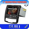 SsanngYongKorando GPS Navi Unit Car Dvd Player Electronics with BT TV Turner