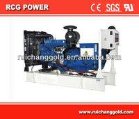 350KVA electric generator powered by Perkins