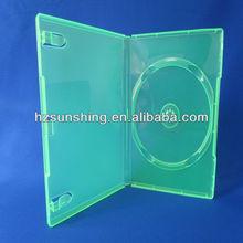 14mm green Xbox 360 game box
