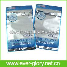 High Quality Transparent Bright Colour Ziplock Plastic Bags