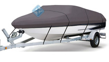 Premium 600D Waterproof Boat Cover