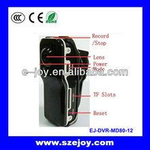 New EJ-DVR-MD80-12 HD Mini dv cam
