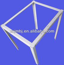Cold Plate CNC Sheet Metal 4 Legs Desk,Cold Plate Balanceable 4 Legs Desk