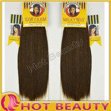 Hot beauty brand hair charming hair extension malaysian virgin hair extension