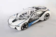Hottest! GS 313 1:14 Scale Authorized VED RC Car With Brightness LED