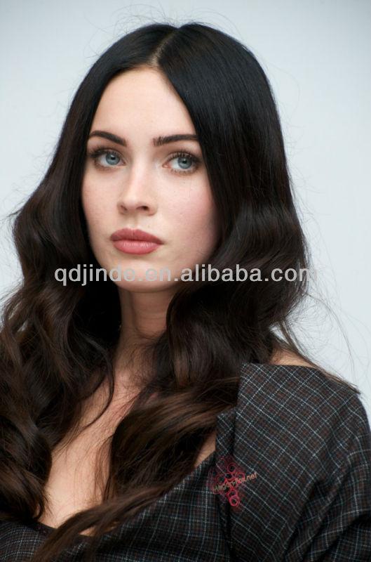 темно коричневый цвет волос фото: