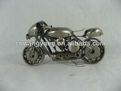 Metal Craft Iron Motorcycle Model Gifts