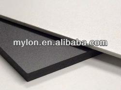 pvc sheet black